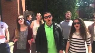 Stoned Soul Picnic rehearsal - UConn Chamber Singers