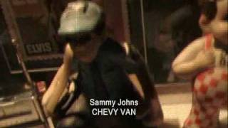 SAMMY JOHNS:  CHEVY VAN (1975)