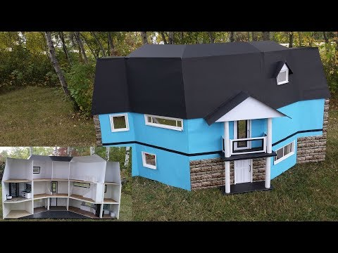 How to make a Doll House #4