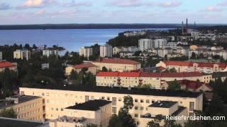 Finland / Finnland: Tampere by Reisefernsehen.com - Reisevideo / travel video
