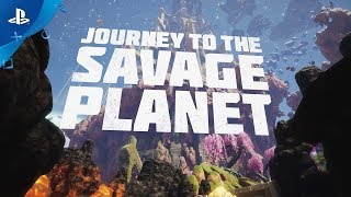 Journey to the Savage Planet | Launch Trailer | PS4