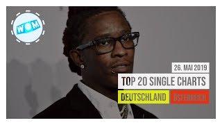 TOP 20 SINGLE CHARTS ♫ 26. MAI 2019