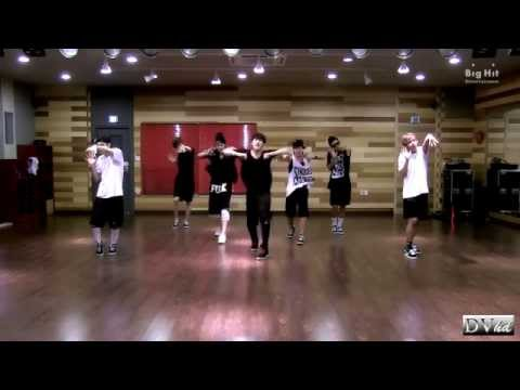 Bangtan Boys (BTS) - We Are Bulletproof Pt. 2 (dance practice) DVhd