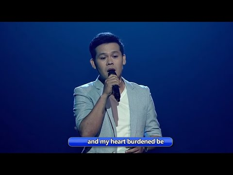 AGT: The Champions Finalist Marcelito Pomoy sings 'You Raise Me Up' on Wowowin