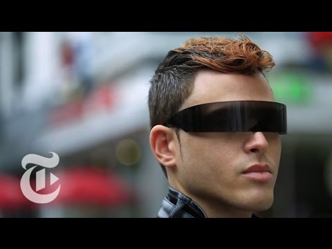'Robocop' Shades in Hoboken, New Jersey | Intersection | The New York Times