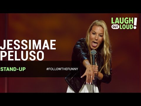 Jessimae Peluso is Sexually Frustrated  StandUp  LOL Network