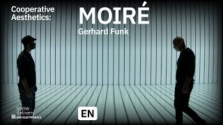 Cooperative Aesthetics: Moiré