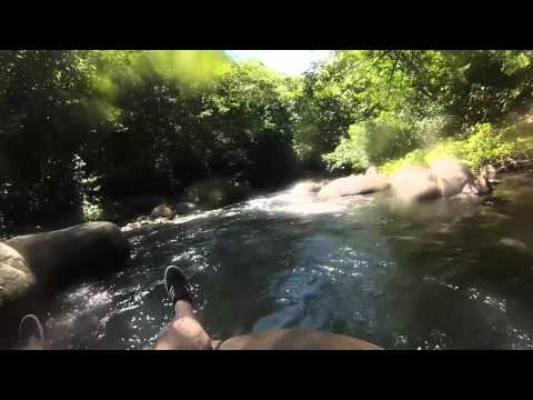Costa Rica tubing, rafting, four wheelers
