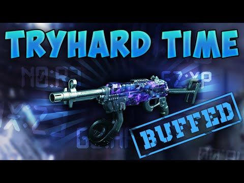 Black Ops 3 SnD Tryhard Time - Buffed HG40