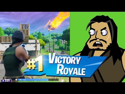 ROACH VICTORY ROYALE FATAL FIELDS | Squad Plays Fortnite