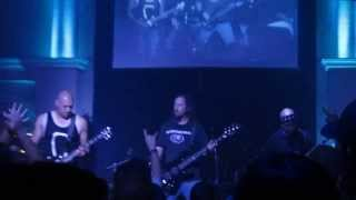 God Forbid - Overcome (Ride for Dime 2013) Trenton NJ
