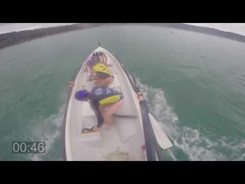 Surf Boat 1000m Wave Ride