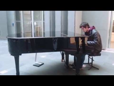 Niels Blankestijn - Original Composition played at Vienna Haus der Musik