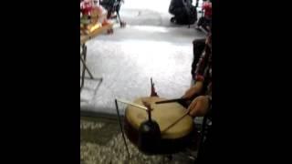 蔡老師2月19日觀世音菩薩佛辰在台北市行聖宮誦經教導花豉