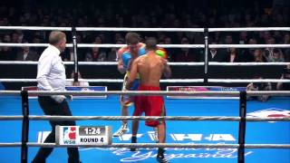 Ukraine Otamans v Morocco Atlas Lions - World Series of Boxing Season V Highlights