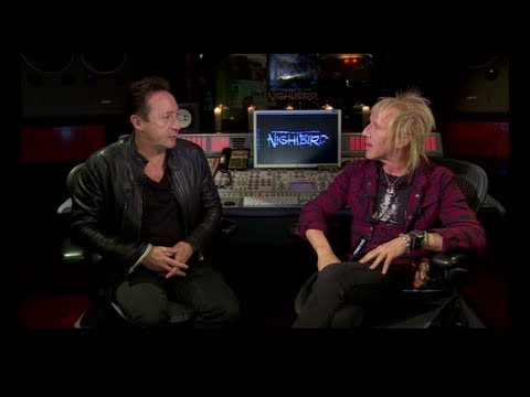 "NightBird Underground - Julian Lennon Interview & Live Performance of ""Someday"""