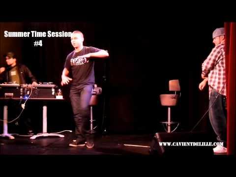 Youtube: CVDL – Summer Time Session #4 – Feini-X- crew, Paranoyan en Live@Spotlight Lille