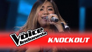 "Astrid Caecilia ""Sampai Habis Air Mataku"" I Knockout I The Voice Indonesia 2016"