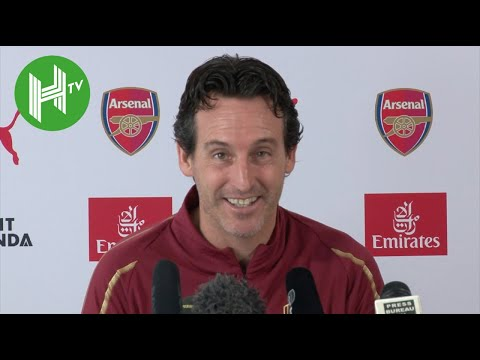 Unai Emery: I am not focused on Aaron Ramsey's future - only the next match! | Arsenal v Leicester