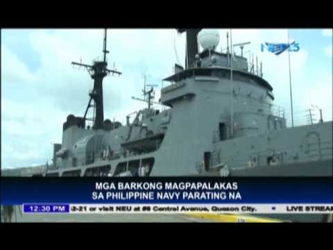 Philippine Navy to receive more ships