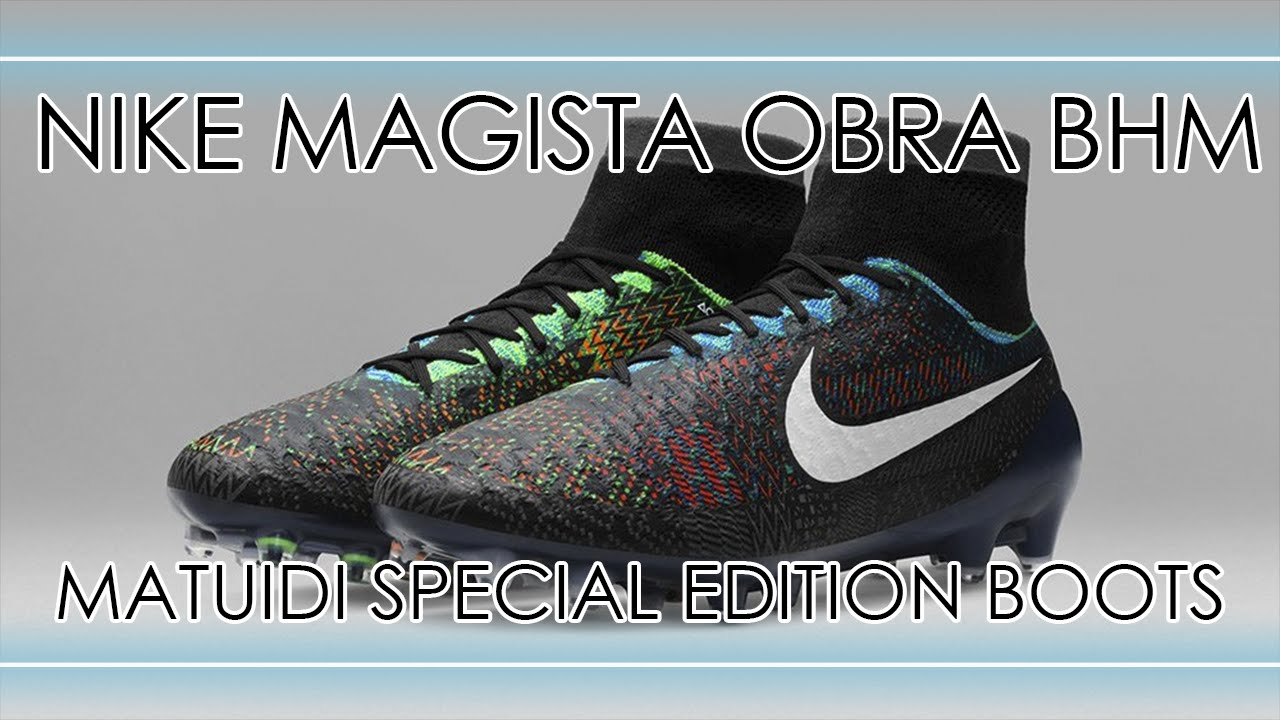 nike magista video