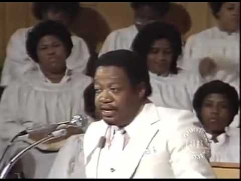 Bishop G.E. Patterson - I Have a Reason to Rejoice #198