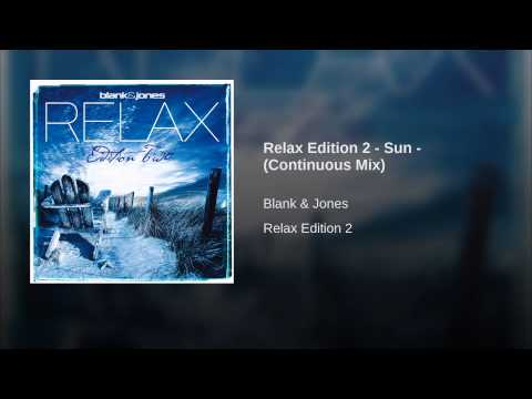 Relax Edition 2 - Sun - (Continuous Mix)