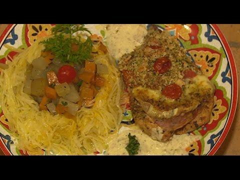 recette-:-escalope-de-poulet,-jambon-et-fromage-fondu
