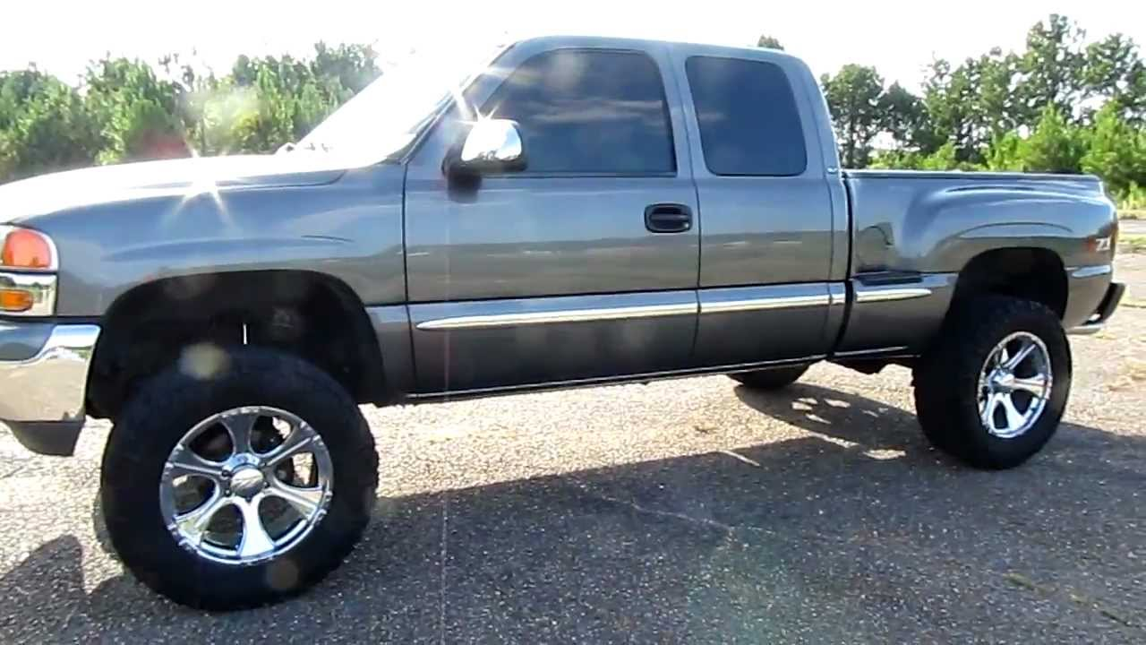 1998 Chevy 4x4 Z71 Lifted