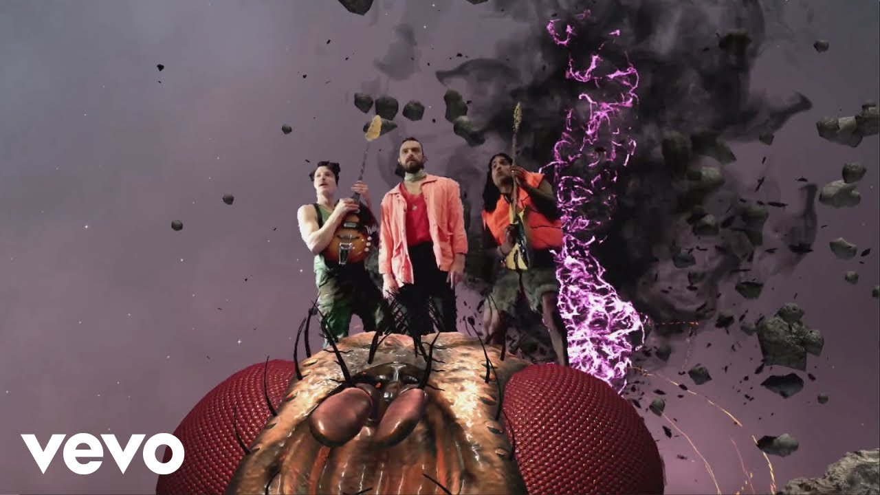 Yeasayer on the Danceable & Unflinchingly Anti-Trump 'Erotic