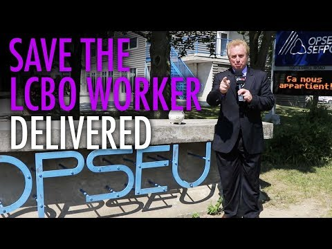 """Rebel viewers break the (piggy)bank for """"Save an LCBO worker"""" drive"""