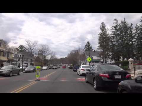 Main St in Lee, Massachusetts