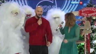 Джиган и Юлия Савичева - Любить Больше Нечем [Песня Года 2015]