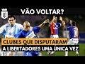 Libertadores: O que Paraná, Paysandu e Bangu têm em comum? | UD LISTAS