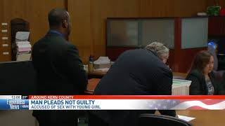 Former girls high school basketball coach in court for alleged sex acts with a minor