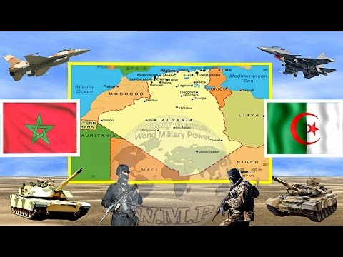 Morocco VS Algeria Military Power Comparison 2016 - 2017