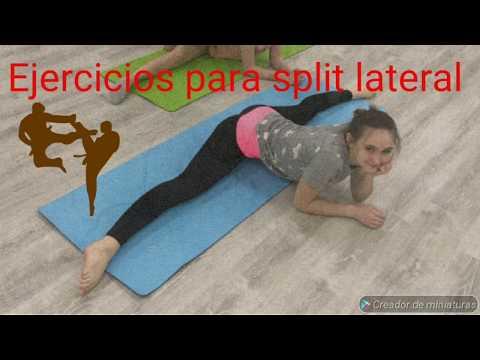 Ejercicios de flexibilidad para caderas