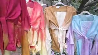 Fairy Cove 12 Bi-Color gypsy top/ harem pant sets!