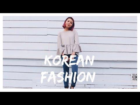 KOREAN FASHION | INSPIRED OUTFITS