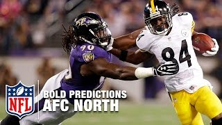 AFC North Bold Predictions for 2016 | NFL Network