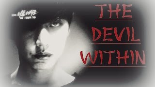 BAD GUYS    LEE JUNG MOON   THE DEVIL WITHIN