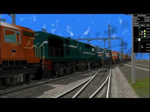 My Diesel Locomotives Parade - ( Makar Sankranti Special )