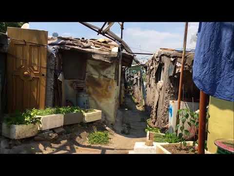 韓国最大のスラム街・九龍村を歩いてみた