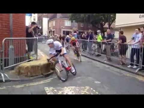 Bristol Grand Prix 2015 - the Hatchet turn