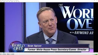 World Over - 2018-07-26 - Sean Spicer, author of 'The Briefing' with Raymond Arroyo