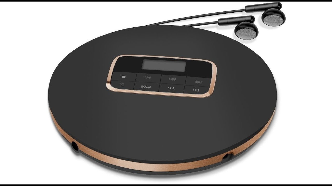 Best Portable Cd Player 2020 Top 7 Best Portable CD Players in 2018 Reviews. Best Budget CD
