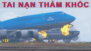 Tai Nạn Máy Bay KLM Với Pan Am .
