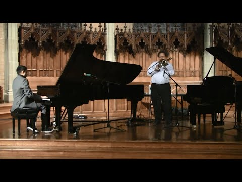George Lewis and Vijay Iyer in Concert