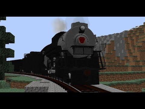 Immersive Railroading - Railfanning in MC: The Port Clinton Line