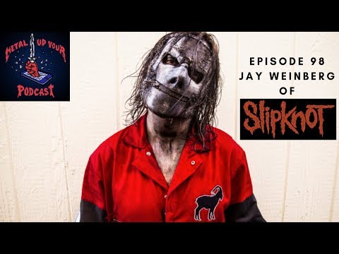 Episode 98: Jay Weinberg Talks Joining Slipknot and Metallica's Influence on His Drumming